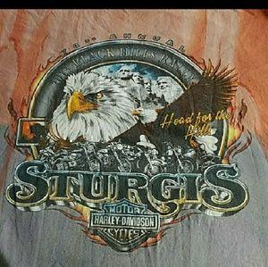 Harley-Davidson Sturgis shirt